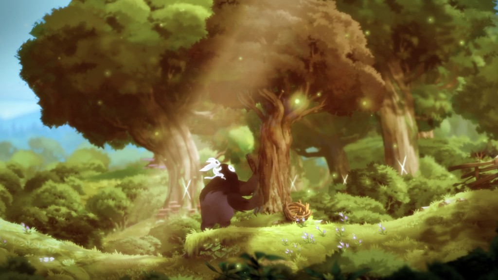 Ori Intro Screenshot