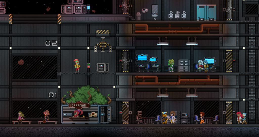 starbound outpost